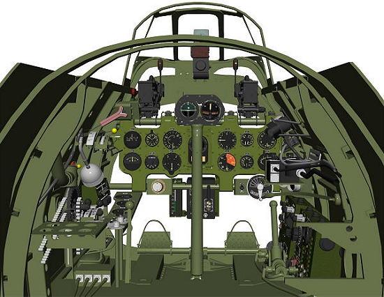 Japanese Zero Fighter Cockpit : 単位 : すべての講義