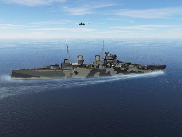 プリンス オブ ウェールズ VS 日本海軍陸上攻撃機